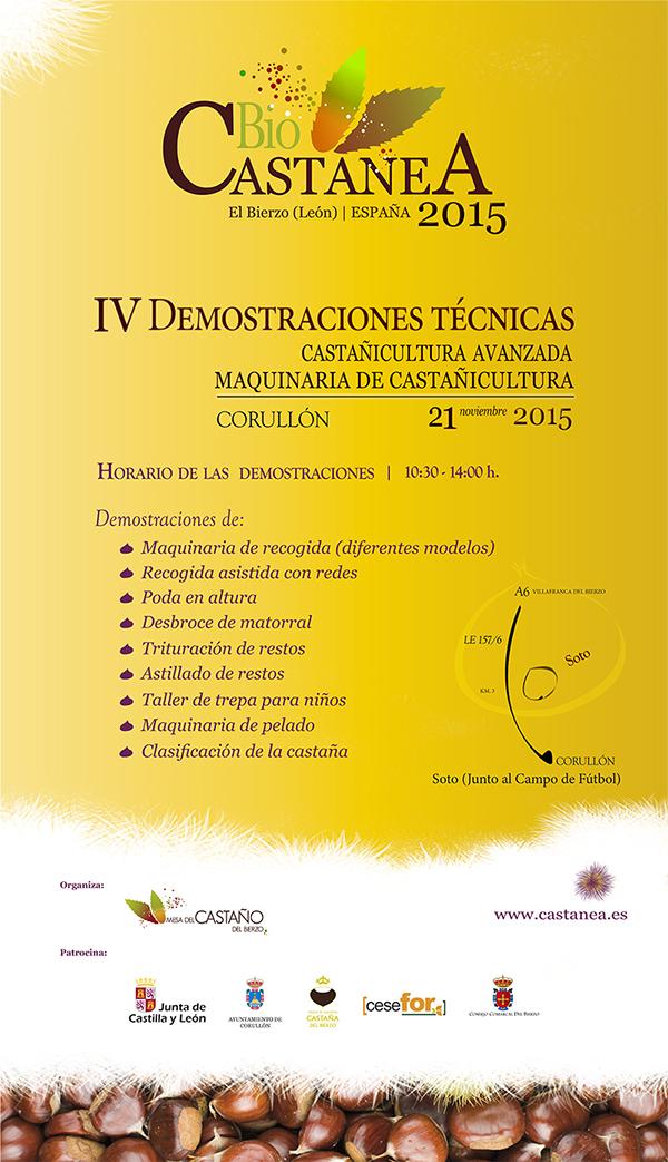 Cartel Demostracionesl Biocastanea 2015_fin_1